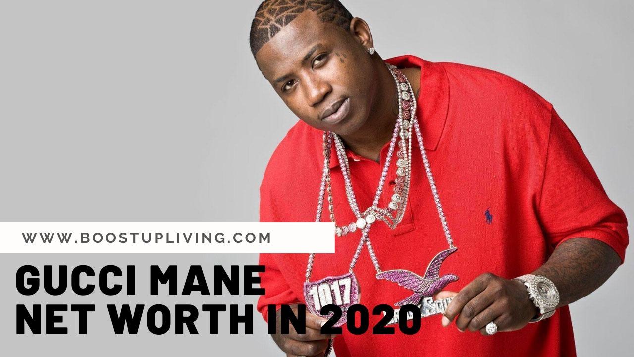Gucci Mane Net Worth in 2020 | Celebrity Net Worth