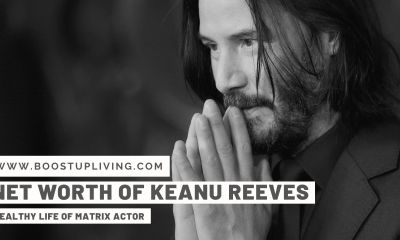 Net Worth Of Keanu Reeves - Wealthy Life Of Matrix Actor