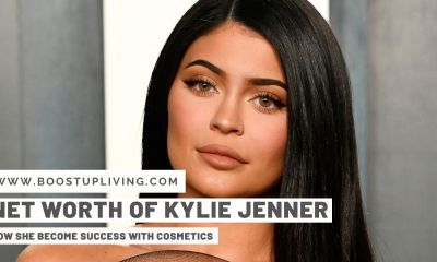 Net Worth Of Kylie Jenner - How She Become Success With Cosmetics