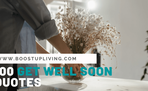 Get Well Soon Quotes With Images