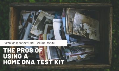 The Pros of Using a Home DNA Test Kit