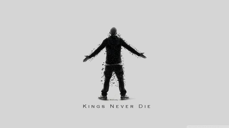 Kings Never Die - Eminem