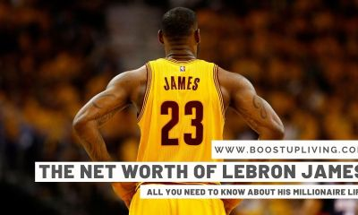 Net Worth Of Lebron James: All You Need To Know About His Millionaire Life