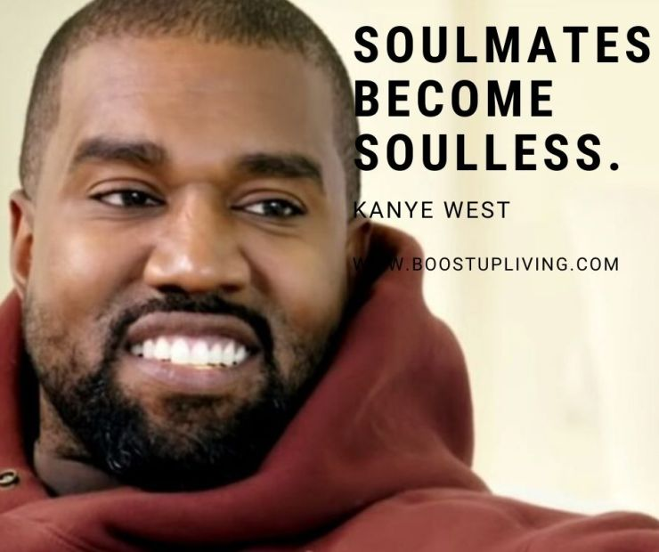 Soulmates become soulless.