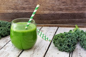 Kale protein smoothie recipe