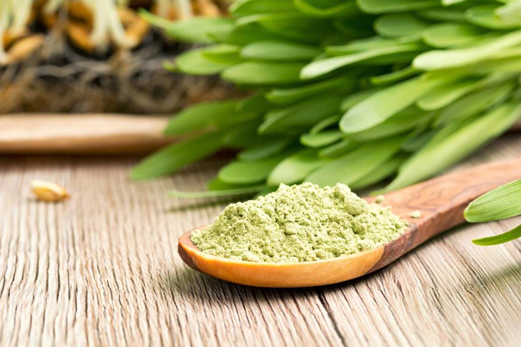 Green Superfoods for weight loss