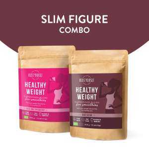 Boost Yourself Slim Figure Superfood Combo for Smoothies