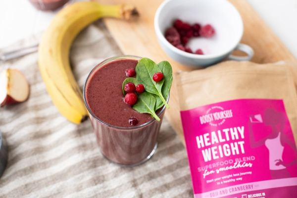 Boost Yourself Healthy Weight Superfood Blend for Smoothies