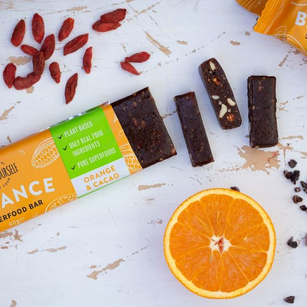 Boost Yourself Superfood Bars