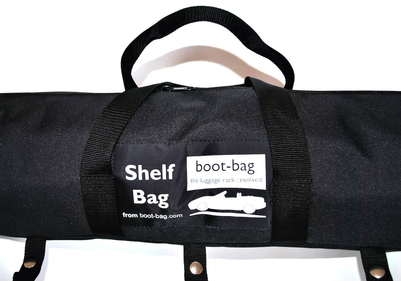 Mazda Mx5 Deck Bag Shelf Bag With Carry Handle Car
