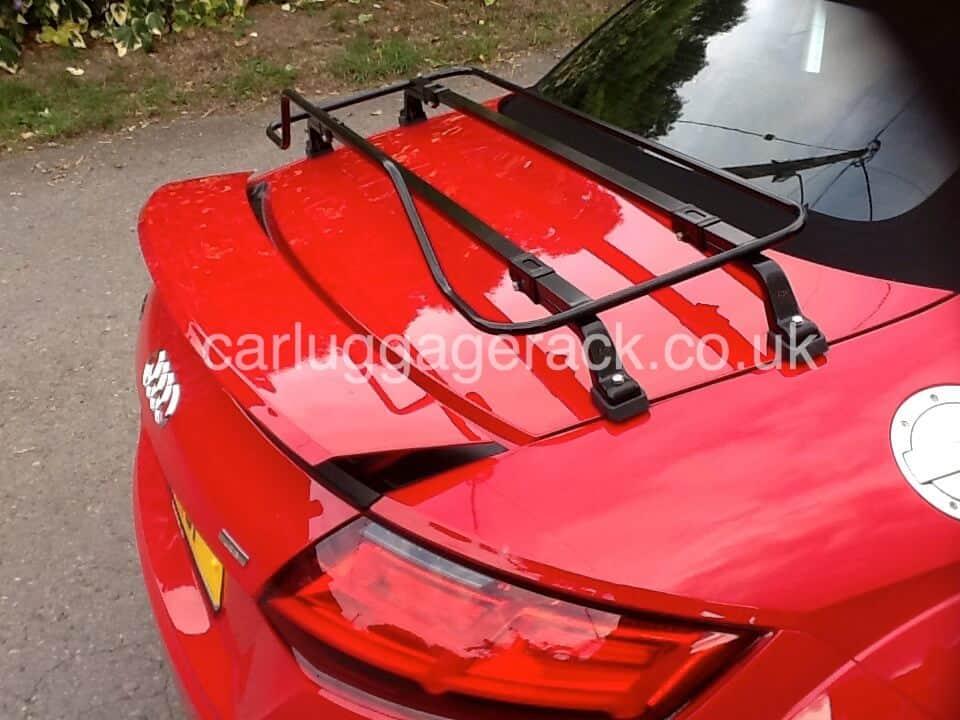 Audi Tt Luggage Rack Roadster Innovative Designs Car Boot Racks Amp Luggage Racks For Convertibles