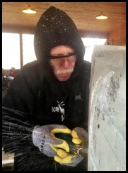 Ice Carving Class