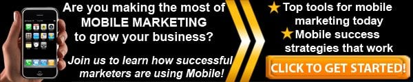 mobile marketing training course info