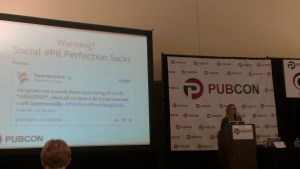 Lisa Buyer at PubCon New Orleans