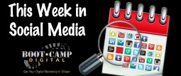 This Week in Social Media