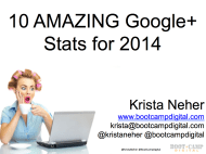 10 Amazing Google Stats for 2014