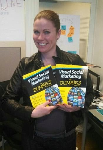 Visual Social Marketing for Dummies with Krista Neher
