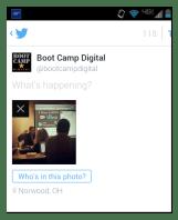 Tag Photos in Tweets