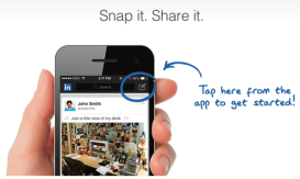 Share Photos on LinkedIn