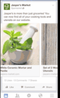 facebook multiproduct ads