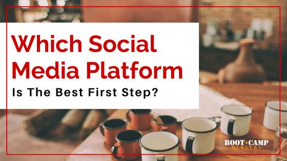 social media first steps for business, social media for business