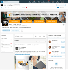 Invite connections to like LinkedIn Company Page