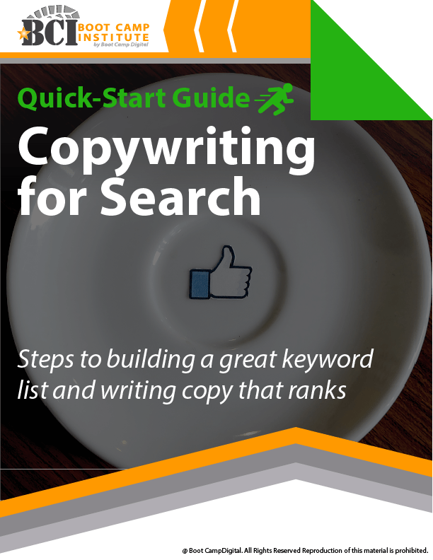 Quick-Start Copywriting for Search Course