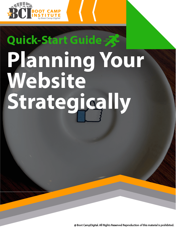Quick-Start Planning Your Website Strategically