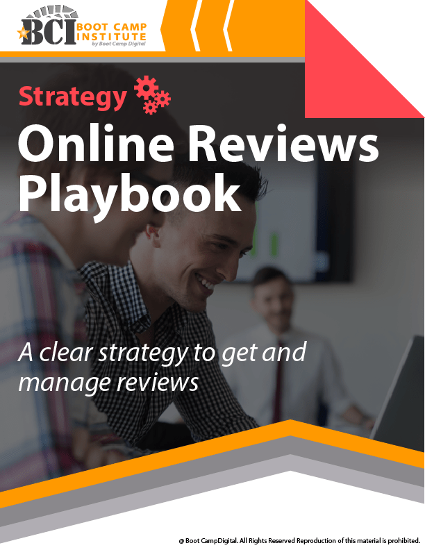 Strategy Online Reviews Playbook