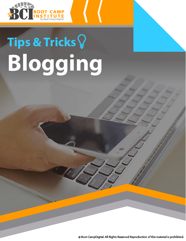 Tips and Tricks Blogging