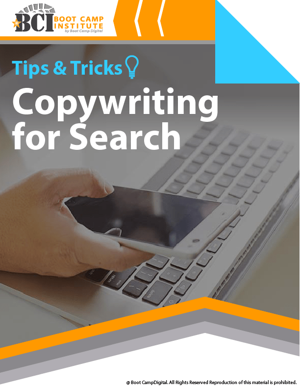 Tips and Tricks Copywriting for Search