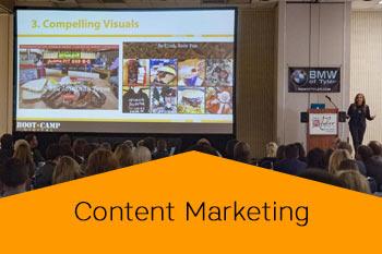 content marketing speaker