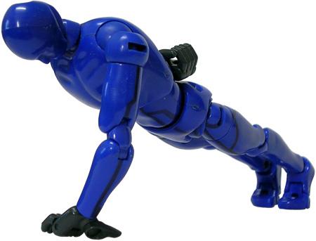 Upper Body Bodyweight Bootcamp Workout