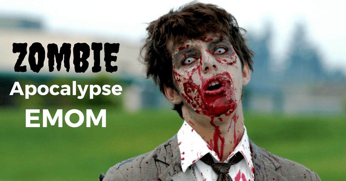 Zombie Apocalypse Inspired EMOM Workout