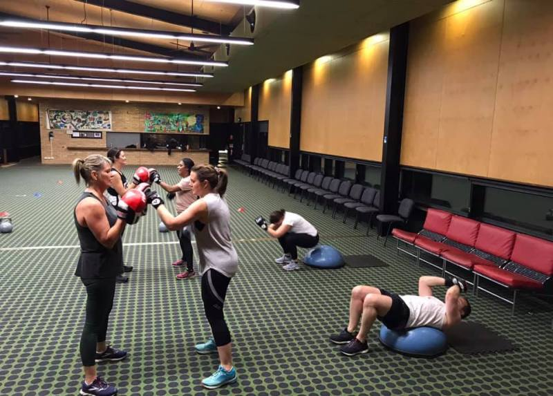 Odd Numbers Boxing   Bootcamp Ideas