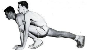 Exercise, Burpee (1)
