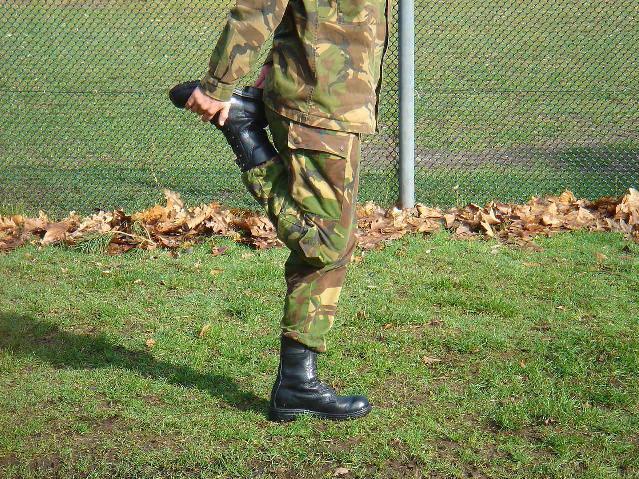 Stretch, Upper Leg, Front, Quadriceps