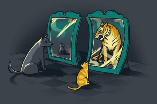 How You See Yourself?