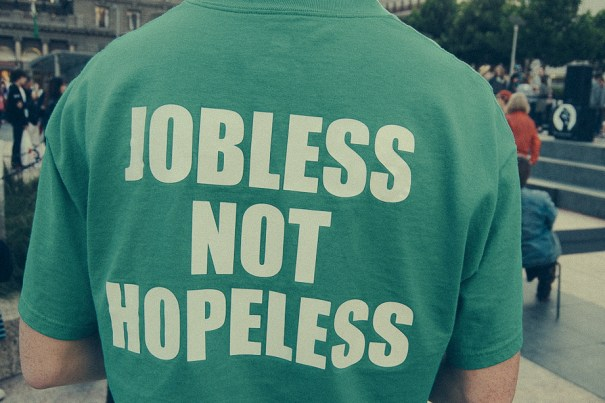 Jobless not Hopeless