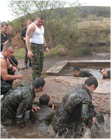 RM, Endurance Course, Sheep dip