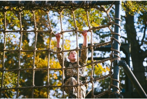RM, Tarzan Assault Course 2