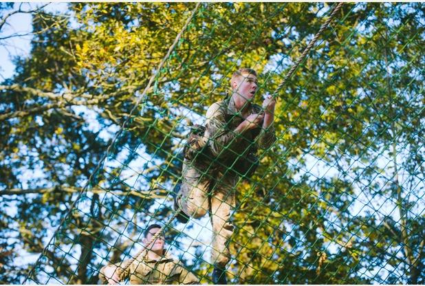 RM, Tarzan Assault Course 6d