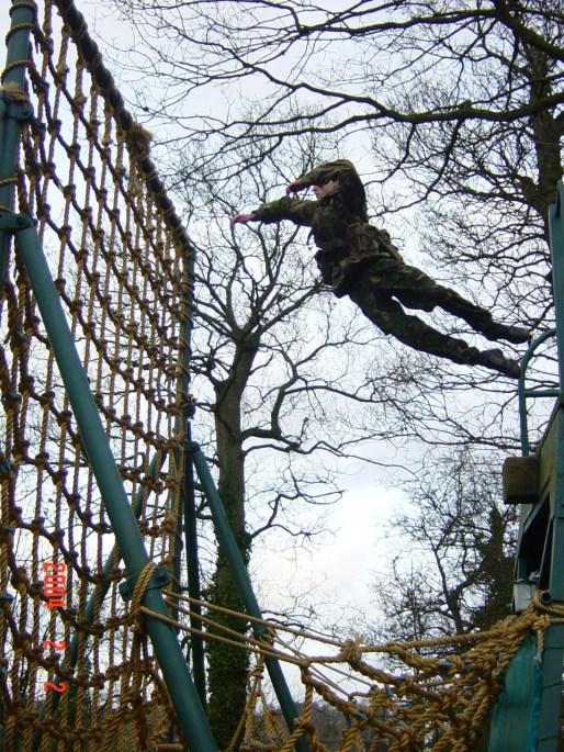 RM, Tarzan Assault Course 9