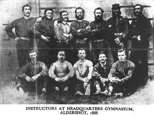 PT Corps, Army, Instructors