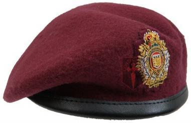 RLC Airborne Officer