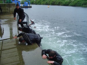 Introduction to Military Diving: In-Outs