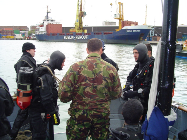 Round Tower - Pompey harbour 4 (SMI Supervising)