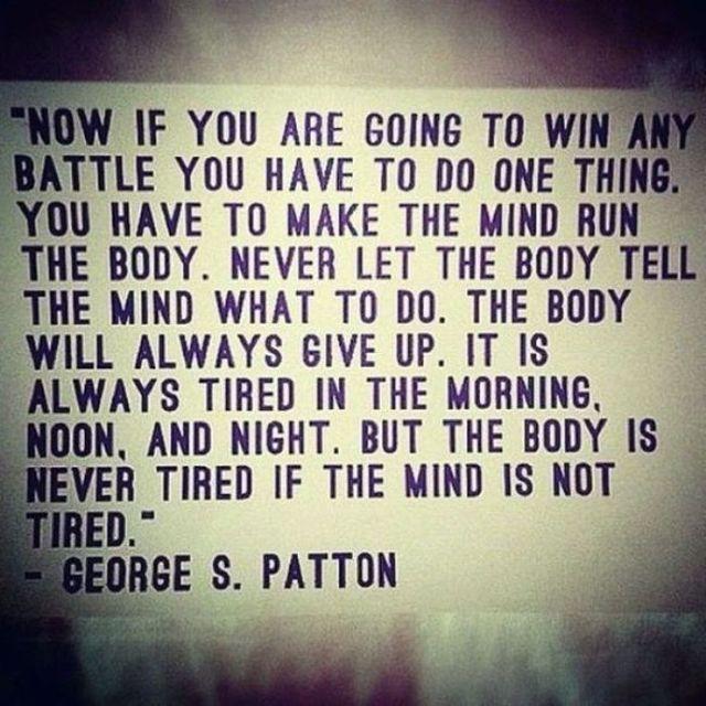 Wisdom, Mind over Battle...