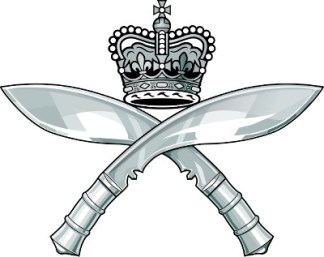 Gurkha Badge