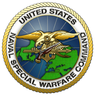 Logo, NAVSPECWARCOM, US Naval Special Warfare Command, US, Special Forces, US Navy